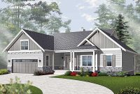 Beautiful Mission Style Bungalow House Plans Floor – Best House Plans with Bungalow Home Plans