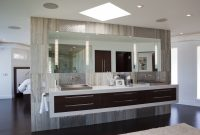 Beautiful Modern Master Bathroom Vanity With Dp Shane Inman Contemporary throughout Master Bathroom Vanity