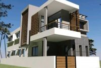 Beautiful Modern Residential House Designs | Amazing Decors regarding Latest Modern Houses
