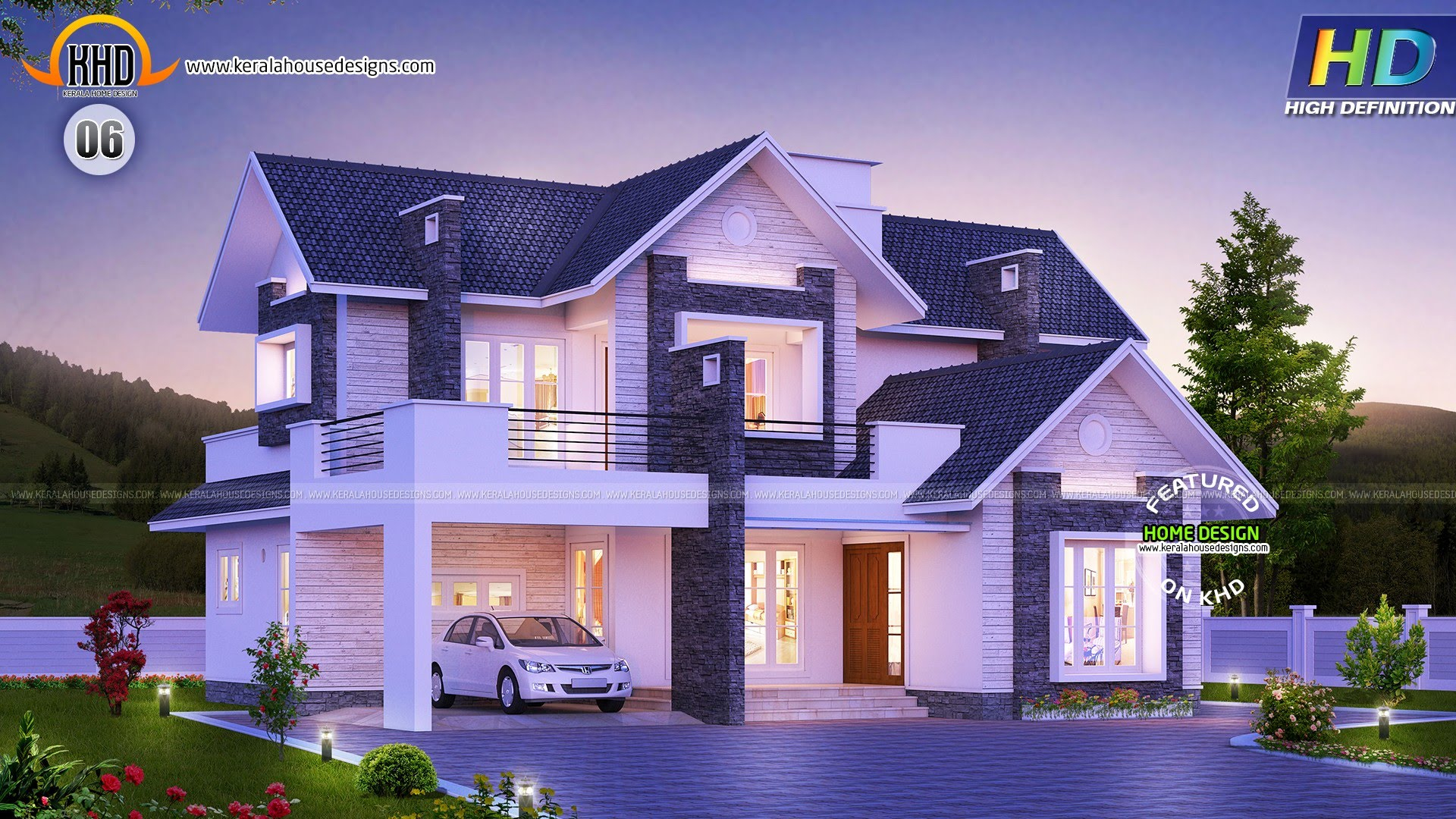 Beautiful New House Plans For May 2015 - Youtube with regard to Fresh New House Plans In Kerala