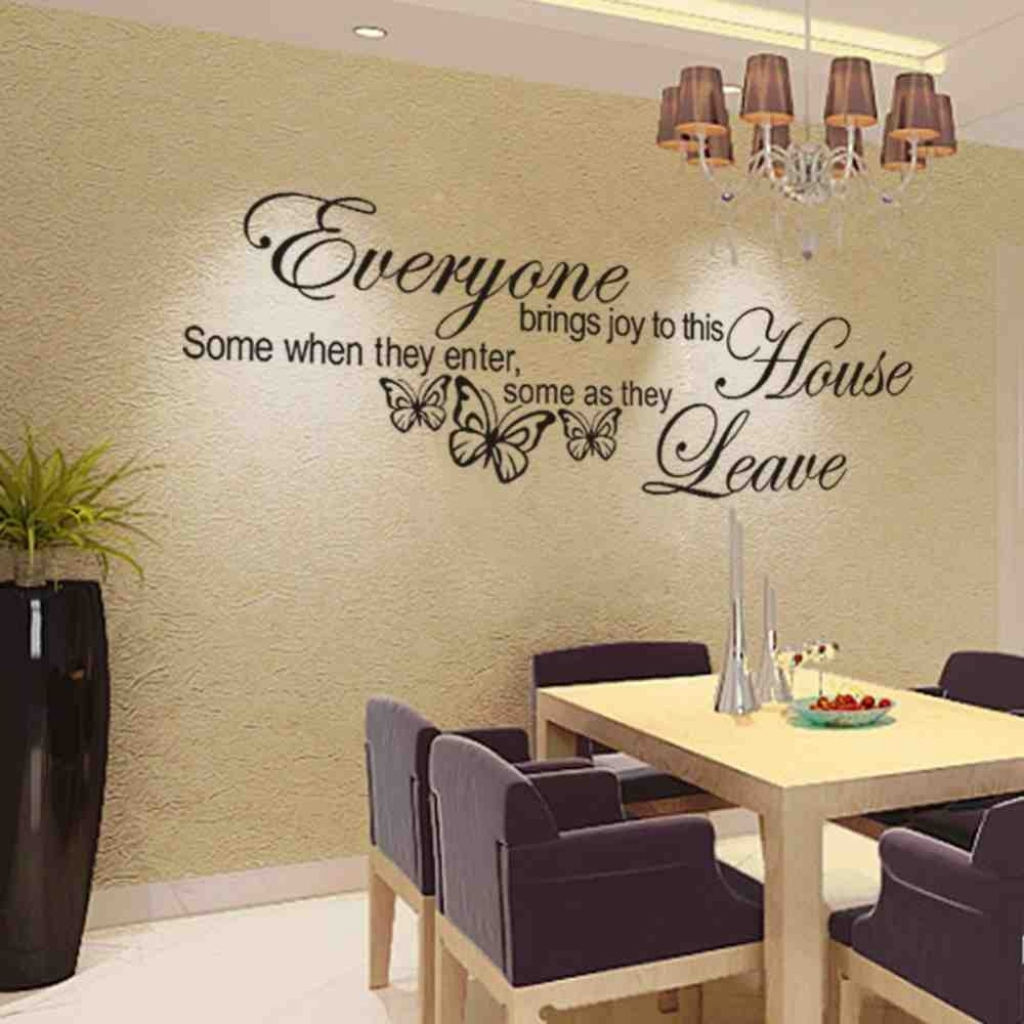 Beautiful Nice Design Wall Decals For Living Room Decal Inspirational Quotes intended for Living Room Decals