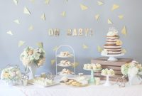 Beautiful Office Baby Shower Ideas | Deborah Miller Catering & Events inside Good quality Office Baby Shower Games