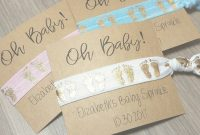 Beautiful Oh Baby Hair Ties Favors | Baby Shower Favors | Unisex Baby Shower regarding Beautiful Unisex Baby Shower Themes