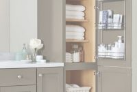 Beautiful Our Top 2018 Storage And Organization Ideas—Just In Time For Spring with Review Vanity For Small Bathroom