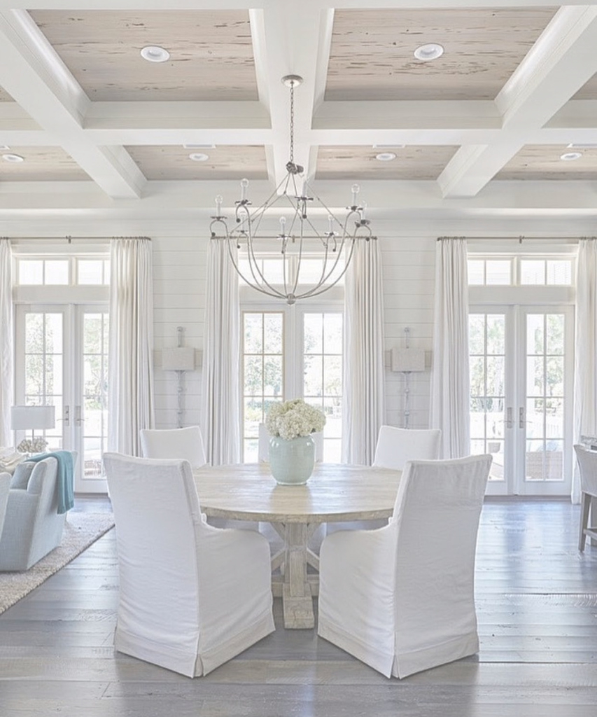 Beautiful Pinleigh Ann Brubaker On New Home Ideas | Pinterest | Ceiling intended for The Dining Room Leigh