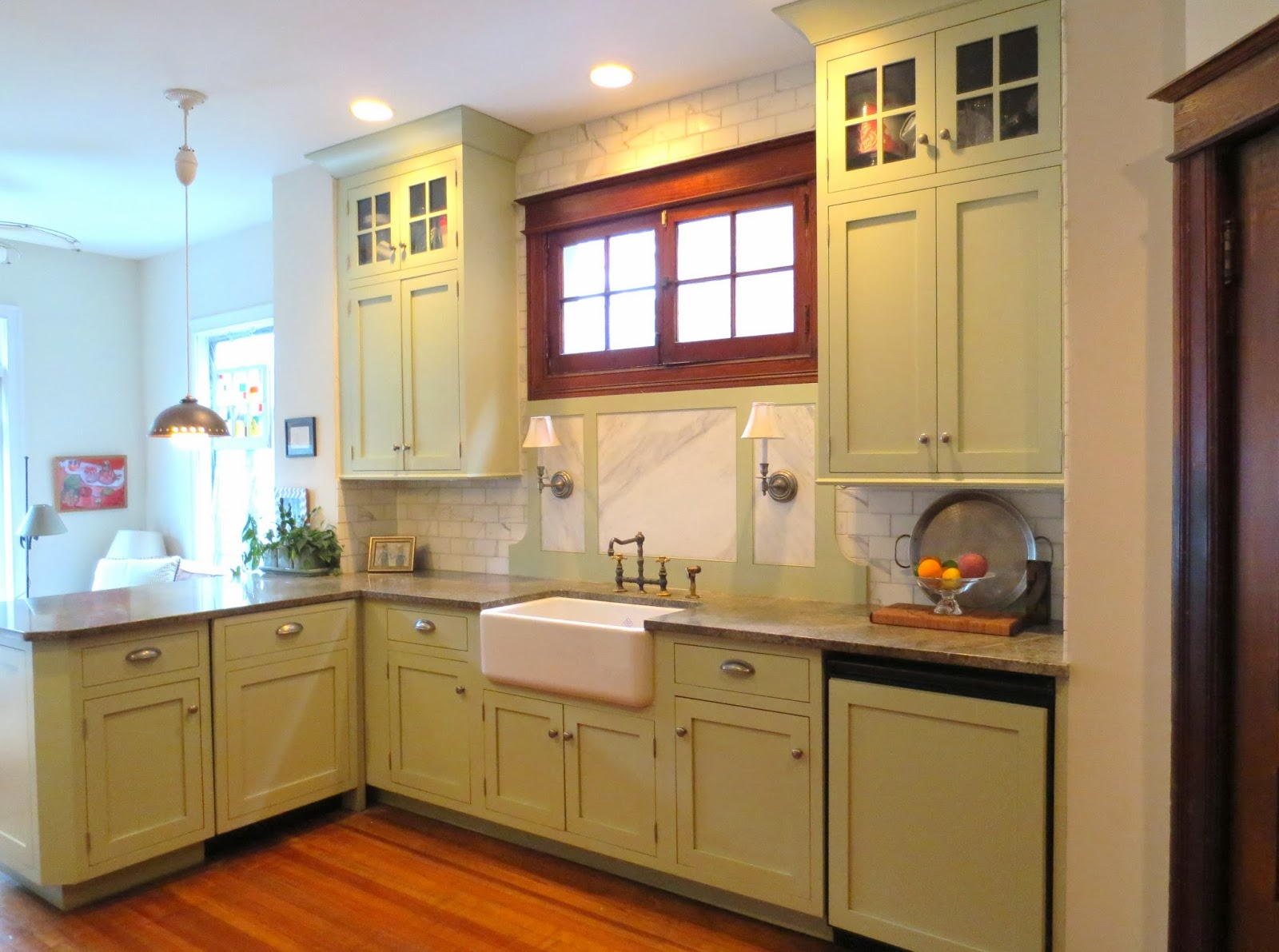 Beautiful Row House Refuge: Timeless Kitchen Design - Part 2 within Timeless Kitchen Design