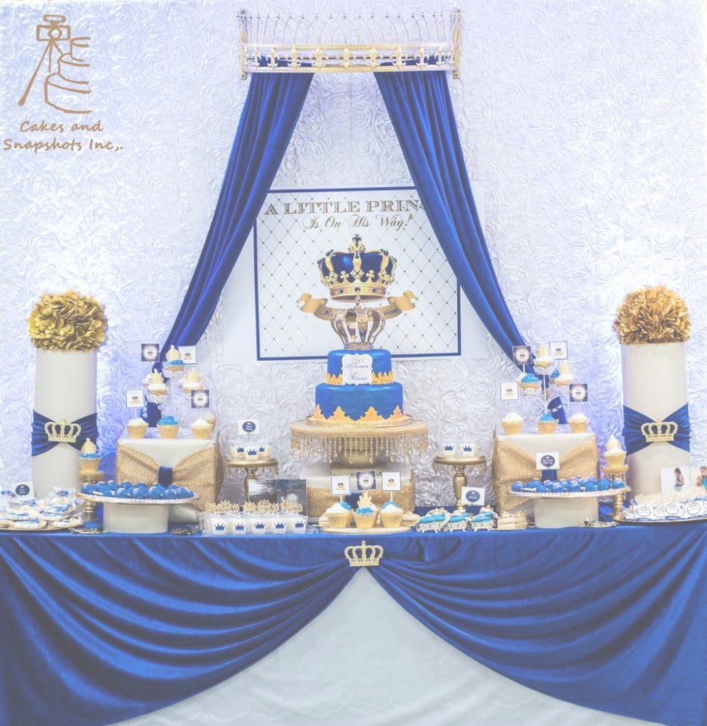 Beautiful Royal Prince Baby Shower Party Ideas | Pinterest | Royal Prince throughout Lovely Prince Themed Baby Shower Decorations