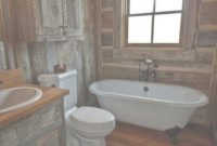 Beautiful Rustic Bath | Cabin Sweet Cabin! | Pinterest | Bath, Cabin And House within Best of Cabin Bathroom Ideas