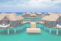 Beautiful Sandals Royal Caribbean: Luxury Beach Resorts In Montego Bay Jamaica within Set Overwater Bungalows Jamaica