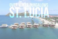 Beautiful Sandals St. Lucia Overwater Bungalow Tour (New May 2017) – Youtube throughout Jamaica Overwater Bungalows