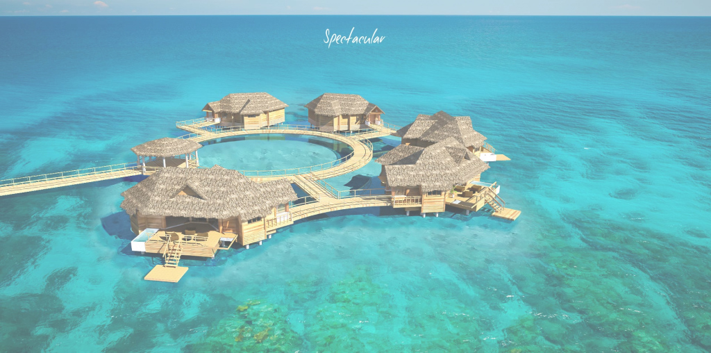 Beautiful Sandals To Open Over-Water Bungalow Suites In Jamaica | I Am A Jamaican inside Jamaica Overwater Bungalows