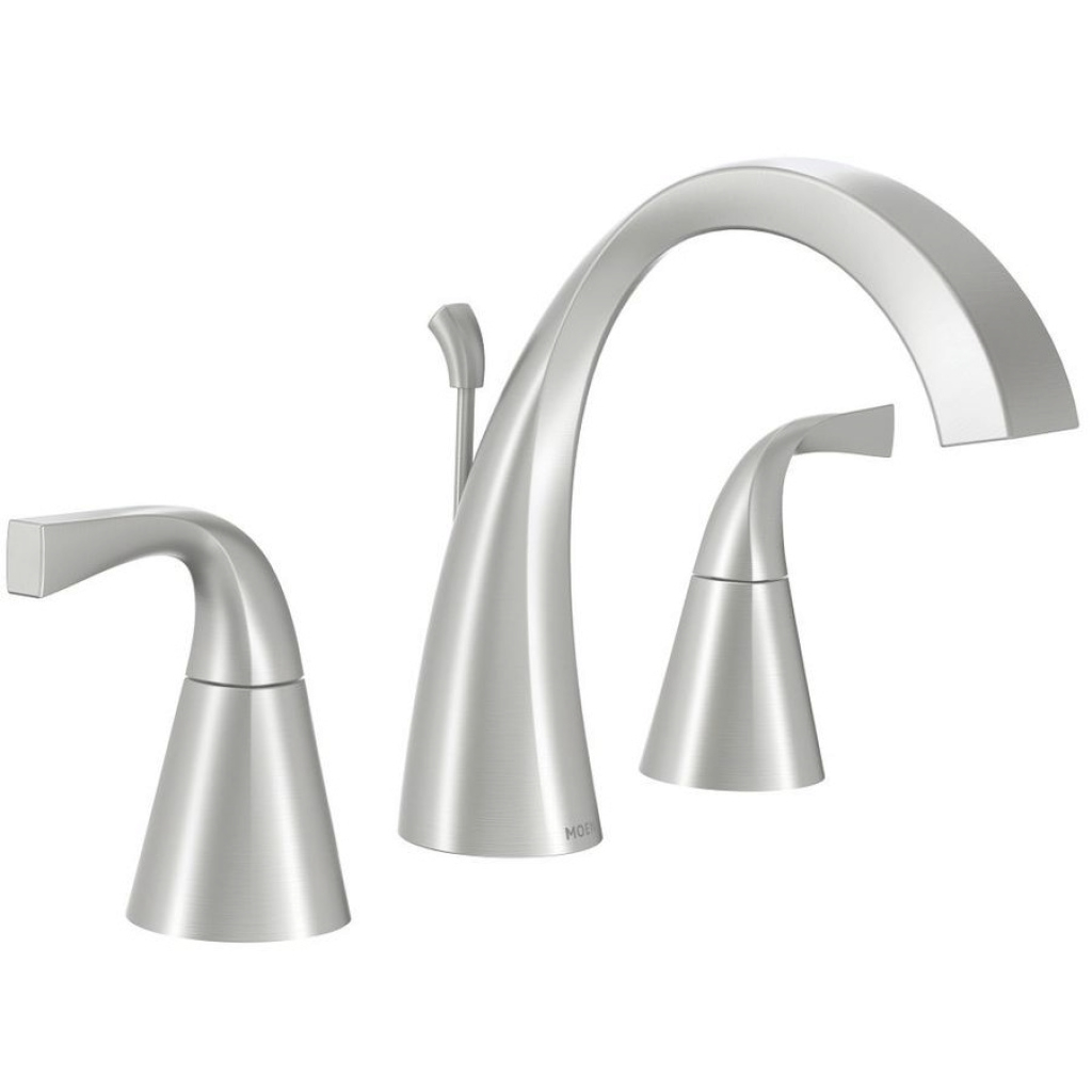 Beautiful Shop Bathroom Sink Faucets At Lowes in Satin Nickel Bathroom Faucet