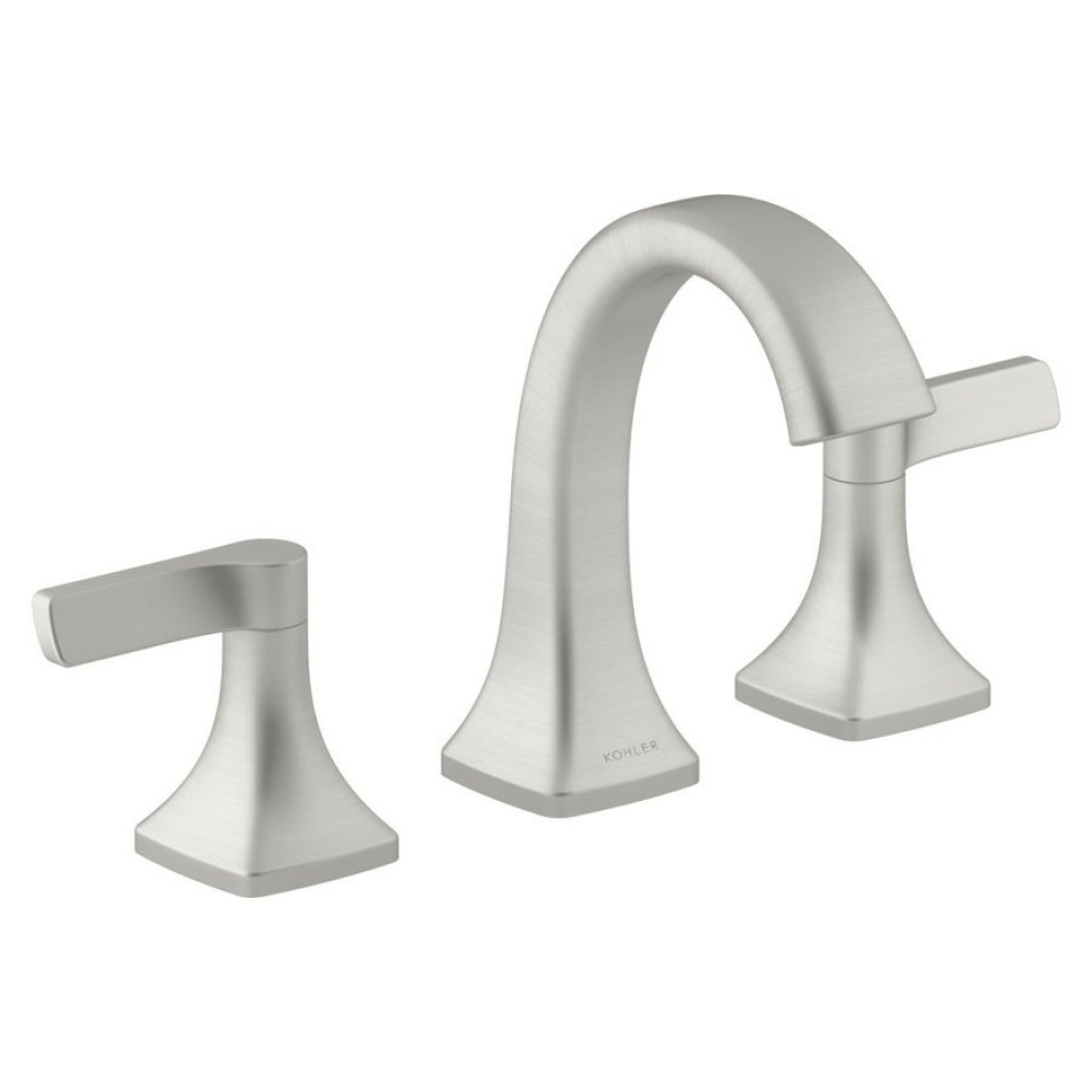 Beautiful Shop Bathroom Sink Faucets At Lowes intended for Satin Nickel Bathroom Faucet
