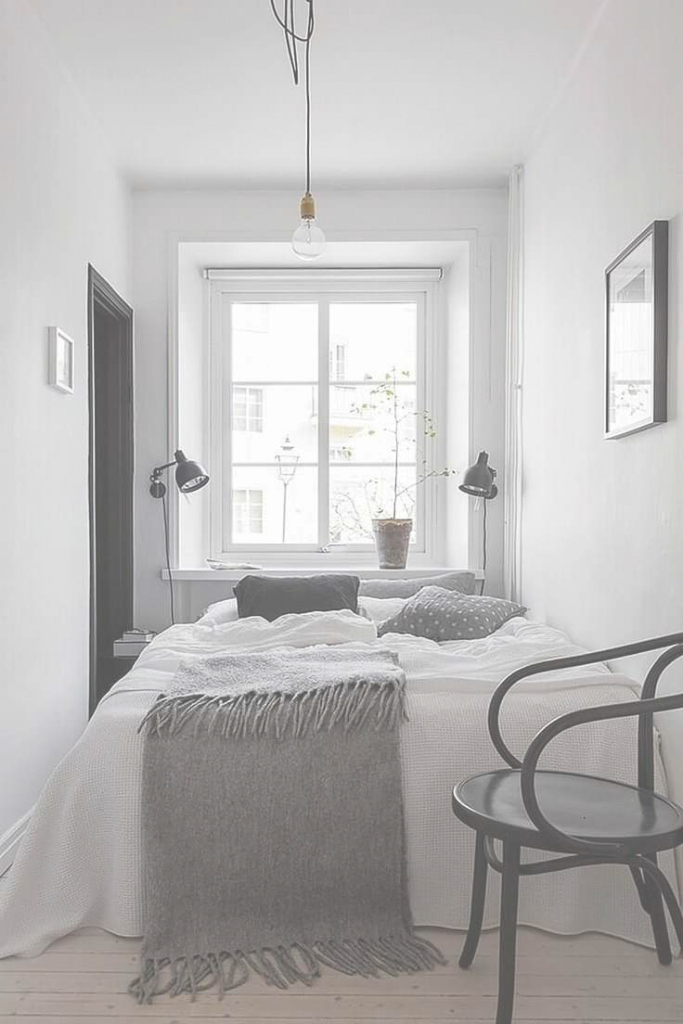 Beautiful Stunning Small Apartment Bedroom Ideas With Trends - Kellyforhouse in Small Apartment Bedroom