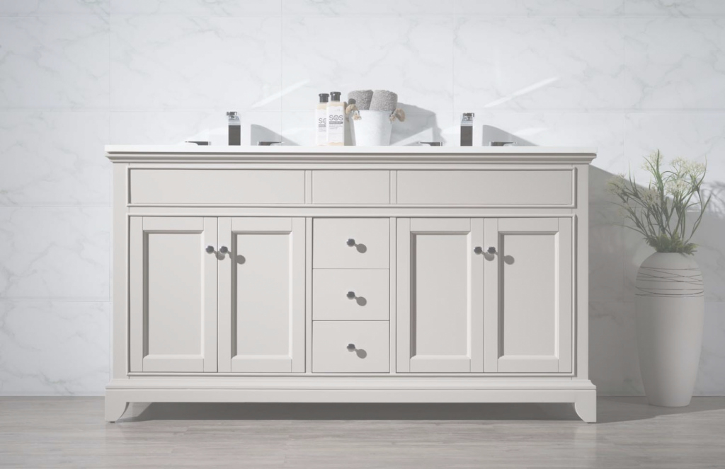 Beautiful Styles: Stufurhome Arianny 59 Inch Double Sink Bathroom Vanity with regard to 59 Inch Bathroom Vanity