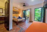 Beautiful Superior Room (Garden View) · Hotel Luna De Plata In Mahahual, México pertaining to Garden View Hotel