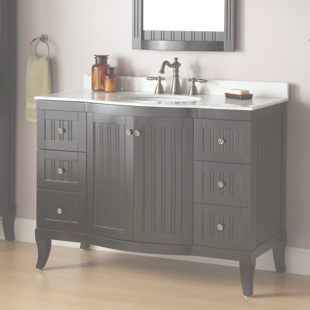Beautiful Table : Nice Bath Vanities Without Tops 18 Modern Bathroom pertaining to 48 Inch Bathroom Vanity Without Top