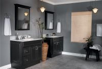 Beautiful The Best Bathroom Vanity Ideas – Midcityeast with Dark Bathroom Vanity