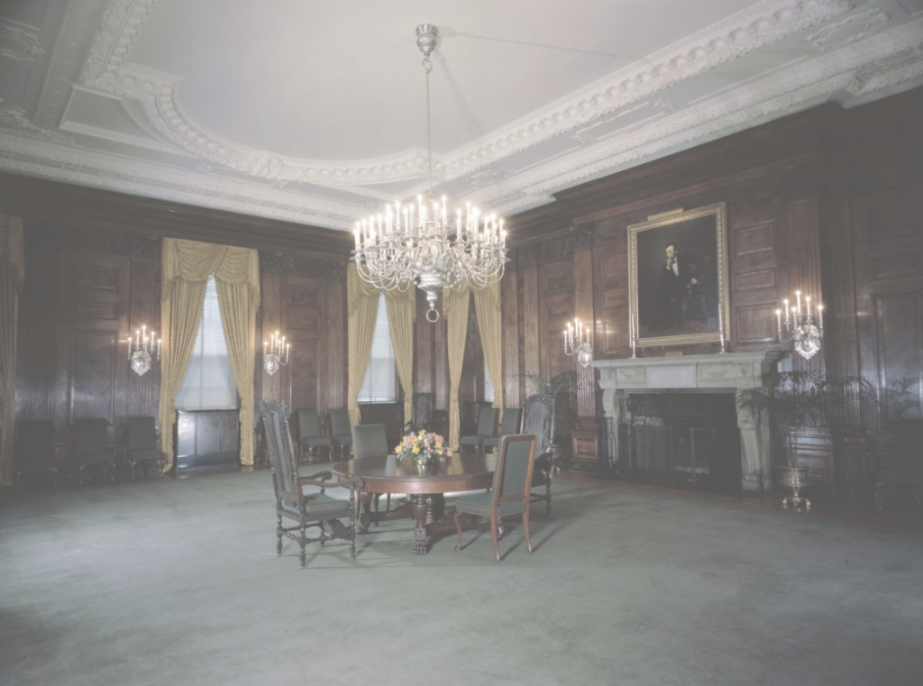 Beautiful The State Dining Room, 1948 - White House Historical Association with Elegant White House State Dining Room