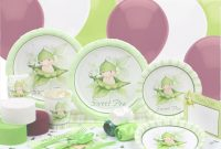 Beautiful Themed Baby Shower Ideas | Pea Baby Shower Theme Is The Sweetest within Beautiful Unisex Baby Shower Themes