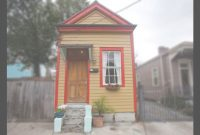 Beautiful Tiny Shotgun Cottage In The Irish Channel Neighborhood Of Central in New Small Shotgun House Plans Pictures