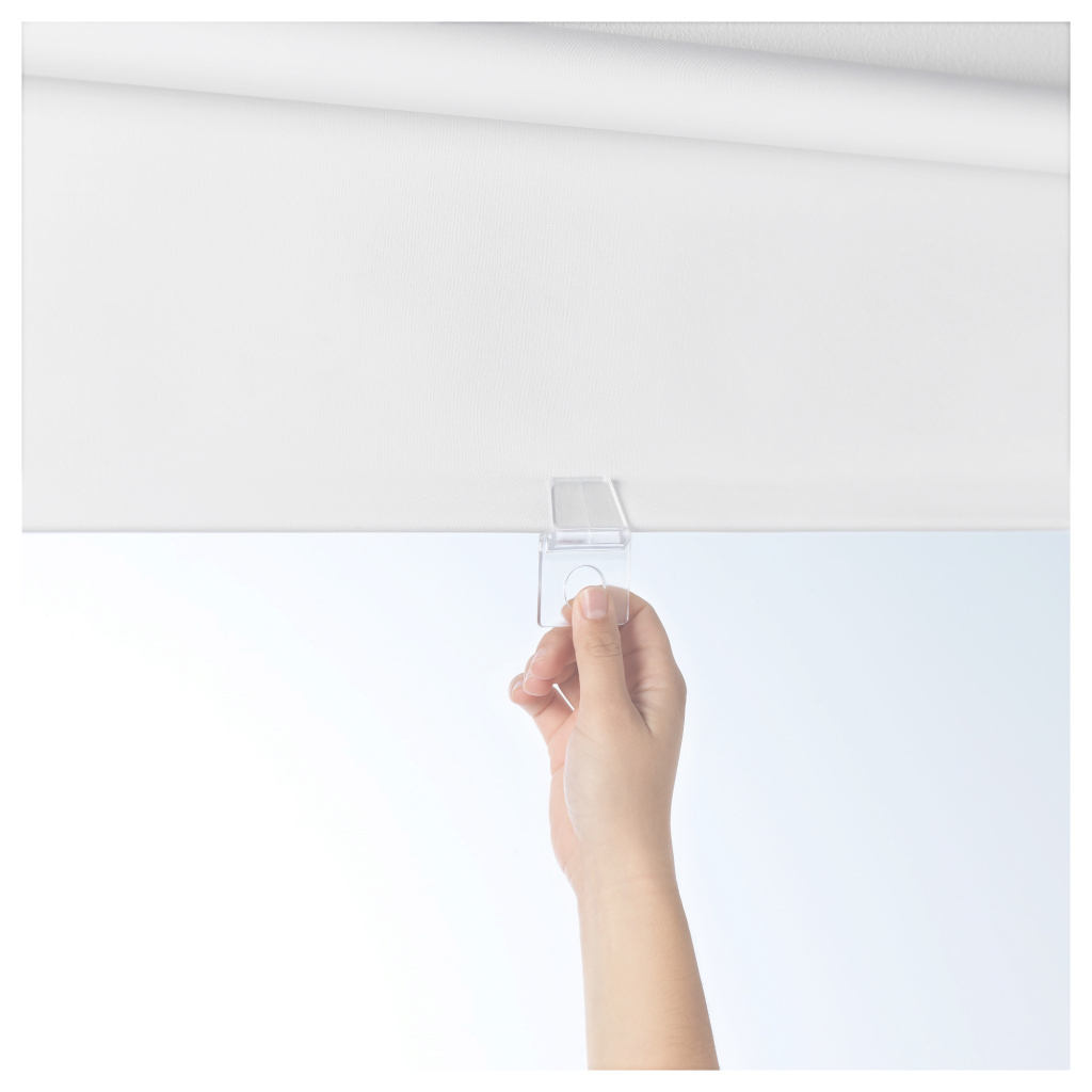 Beautiful Tupplur Block-Out Roller Blind White 100 X 195 Cm - Ikea inside Set Tupplur Ikea
