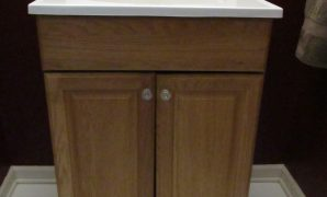 Beautiful Used Bathroom Vanity Within Cabinets Fresh Custom Woodwork And within Lovely Used Bathroom Vanities