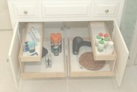 Beautiful Vanity Storage Bathroom_Roll_Out_Shelves_Blog_Austin | For The Home throughout New Bathroom Vanity Storage