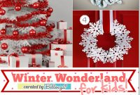 Beautiful Winter Wonderland Party Ideas For Kids for Winter Decorations Diy