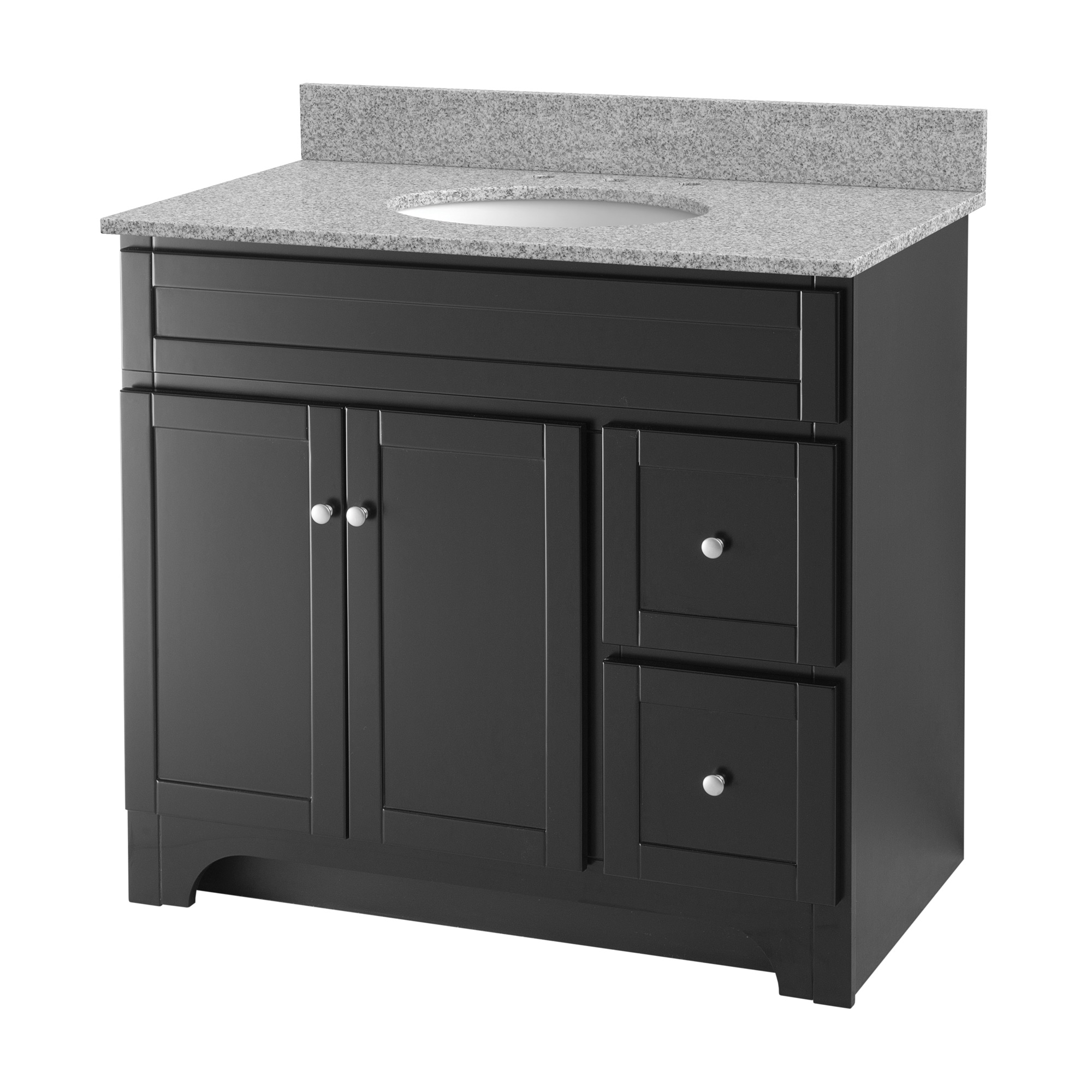Beautiful Worthington Bathroom Vanity | Foremost Bath within Awesome 36 In Bathroom Vanity With Top
