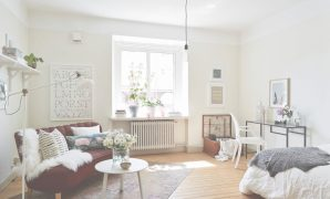 Cool 10 Sneaky Ways To Make A Small Space Look Bigger - The Everygirl for How To Make A Small Bedroom Look Bigger