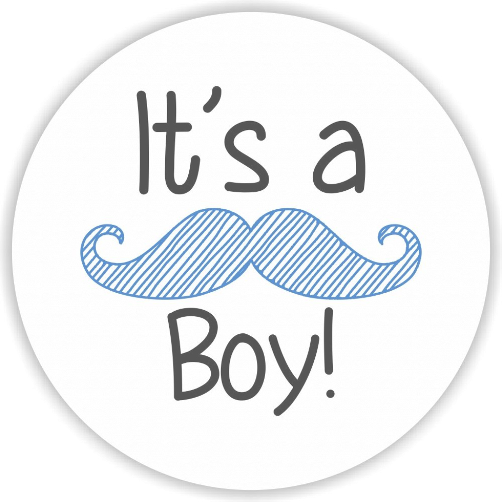Cool 108 It's A Boy Mustache Sticker Label Baby Shower Party Favor Kisses with Luxury Baby Shower Its A Boy