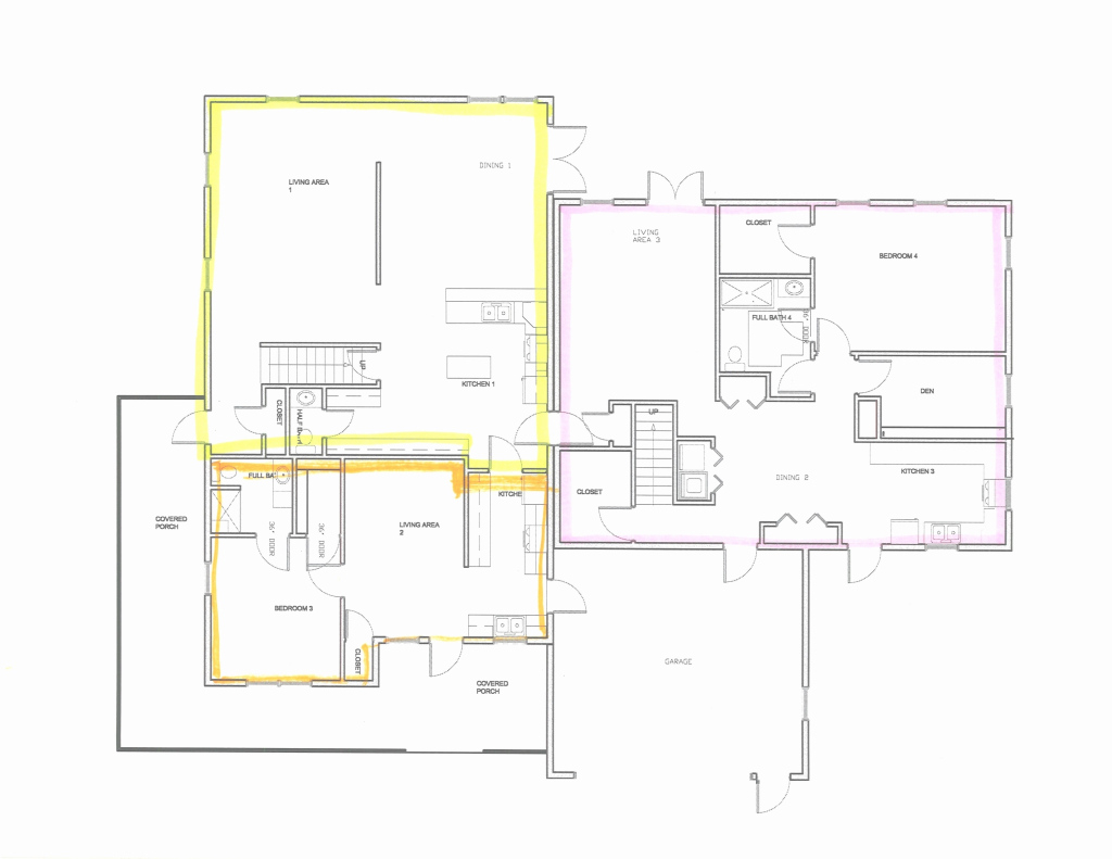 Cool 15 Beautiful House Plans With Mother In Law Apartment | Selfirenze in Free House Plans With Mother In Law Suite Stock