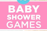 Cool 15 Refreshingly Different Baby Shower Games | Fun Baby Shower Ideas with regard to Who Plans A Baby Shower
