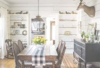 Cool 18 Vintage Decorating Ideas From A 1934 Farmhouse | Pinterest throughout New Dining Room Ideas Pinterest