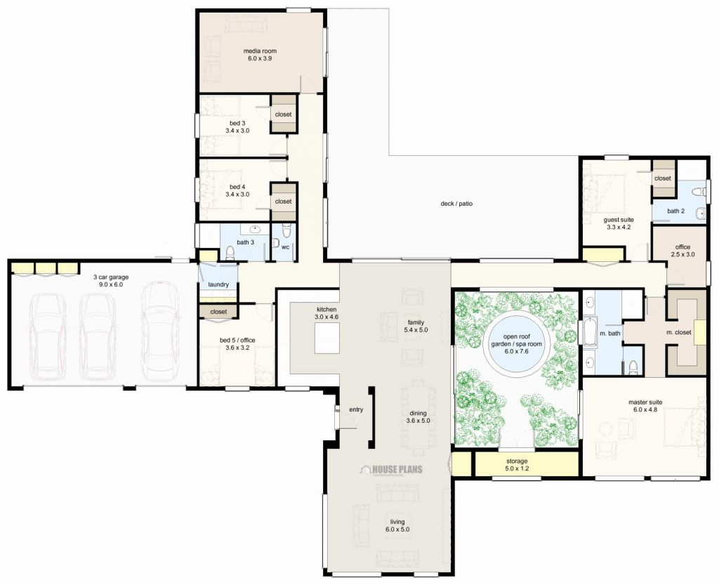 Cool 19 Luxury Luxury Home Plans Ghana - Home Plans - Home Plans in Unique Small 5 Bedroom House Plans