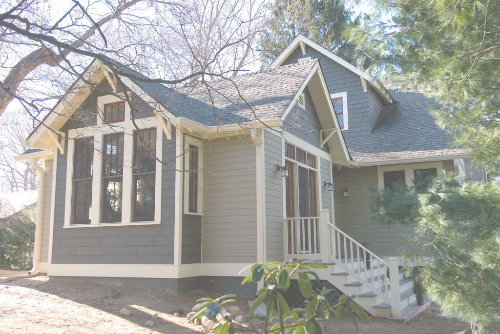 Cool 1920S Craftsman Style Bungalow Remodel – Old Dominion Building Group pertaining to What Is A Bungalow Style Home