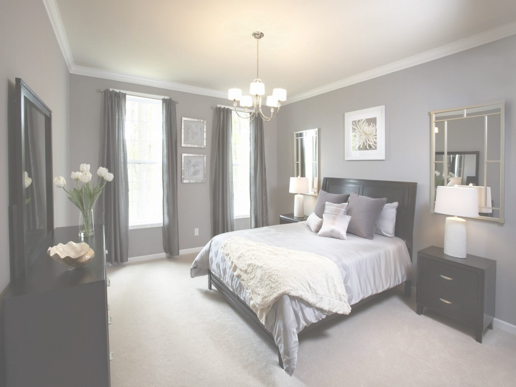 Cool 23 Best Grey Bedroom Ideas And Designs For 2018 intended for New Grey Bedroom