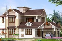 Cool 2400 Sq-Ft New House Design – Kerala Home Design And Floor Plans inside New House Design Pictures