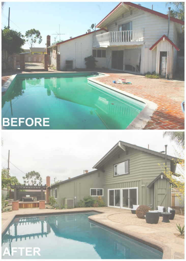 Cool 5 California Backyard Makeovers From Flip Or Flop: Selling Summer within Hgtv Backyard Makeover
