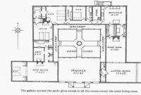 Cool 59 Fresh Of Hacienda House Plans Center Courtyard Photos | Www for Review Hacienda House Plans Center Courtyard Image