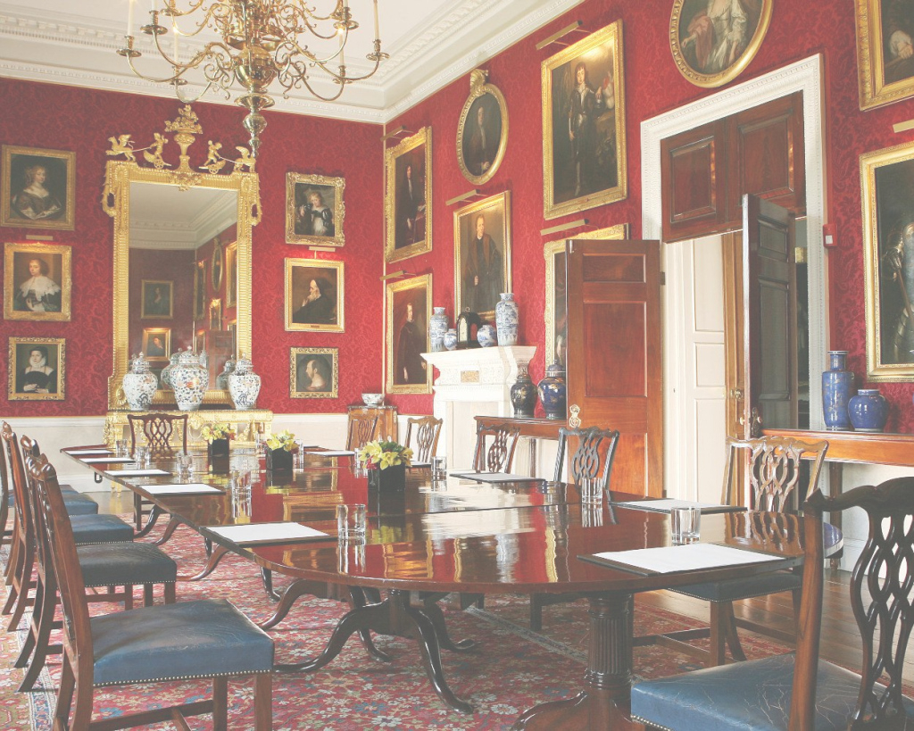 Cool Althorp Estate | Breakfast Room At Althorp House - Not The Main throughout The Dining Room Northampton