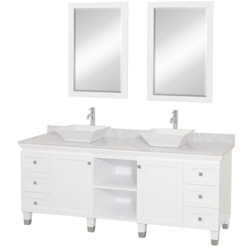 Cool Awesome Bathroom Vanities 72 Inch Double Sink Collection And In inside Best of Bathroom Vanity 72 Double Sink