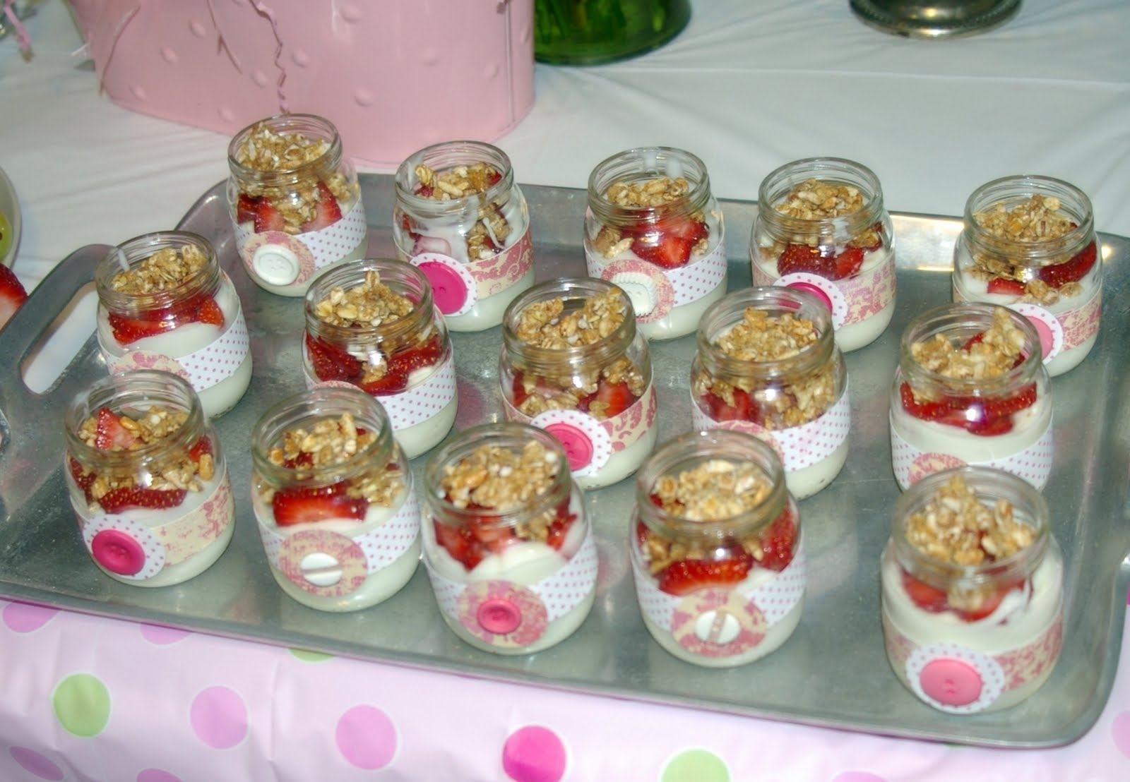 Cool Baby Shower Food Ideas For Girl Choice Image - Handicraft Ideas Home inside Elegant Baby Girl Shower Food Ideas