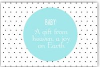 Cool Baby Shower Rattle Blue Registry Cards Baby Shower Rattle Blue with Printable Baby Shower Cards