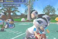 Cool Backyard Football (Gamecube) Gameplay – Youtube within Set Backyard Football Game