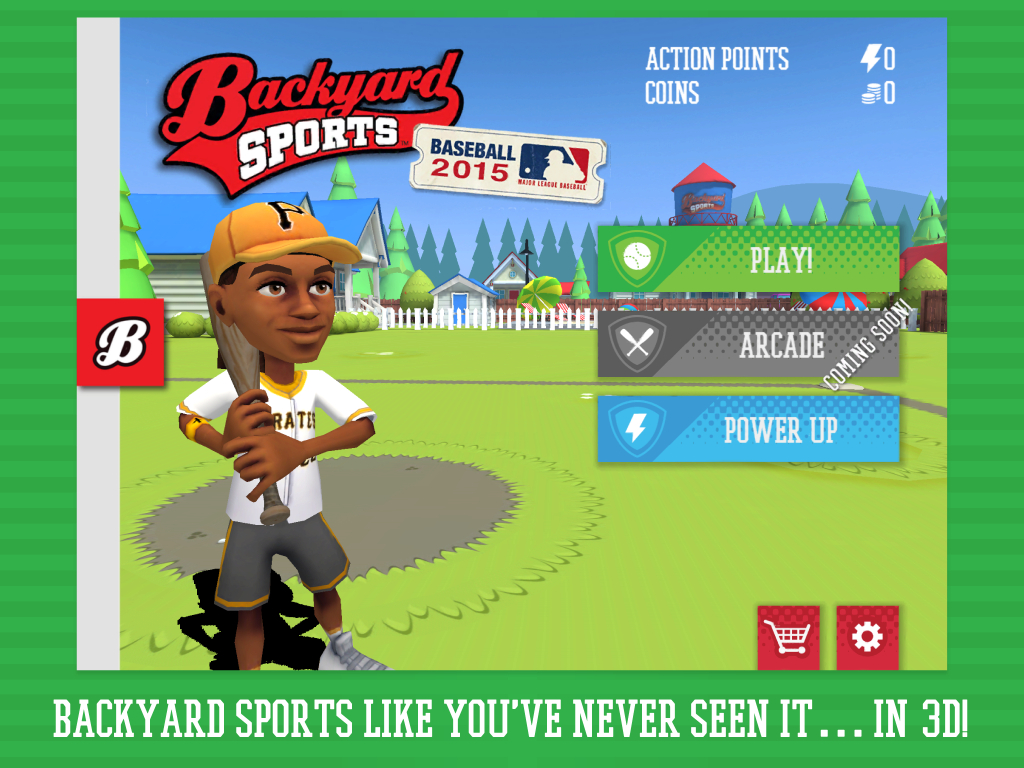 Cool Backyard Sports Baseball 2015 | Home Space Tactics in Inspirational Backyard Sports