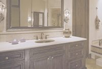 Cool Bathroom: Fancy Bathroom Design Ideas With Solid Wood Master Bath for High Quality Master Bathroom Mirrors