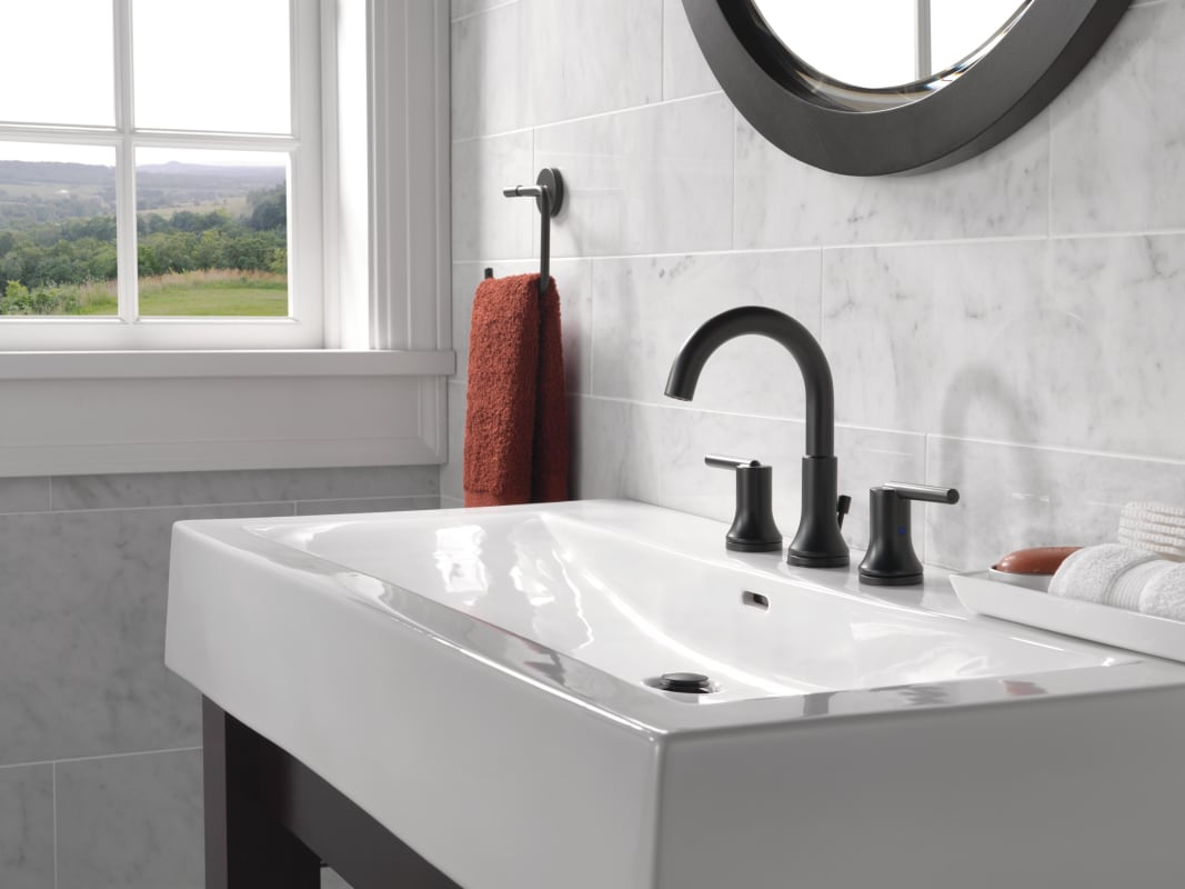 Cool Beaufiful Delta Trinsic Bathroom Faucet Images Gallery >> Bathroom in Delta Trinsic Bathroom Faucet