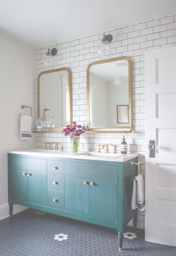 Cool Best Color For A Bathroom - The Best Advice For Color Selection Is in Good quality Brass Bathroom Mirror